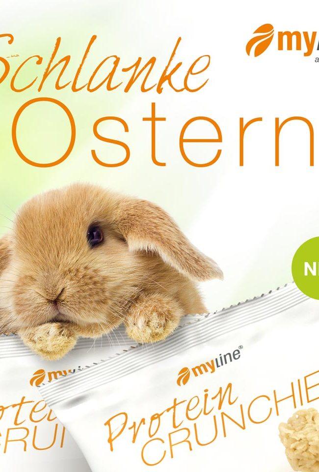 Schlanke Ostern